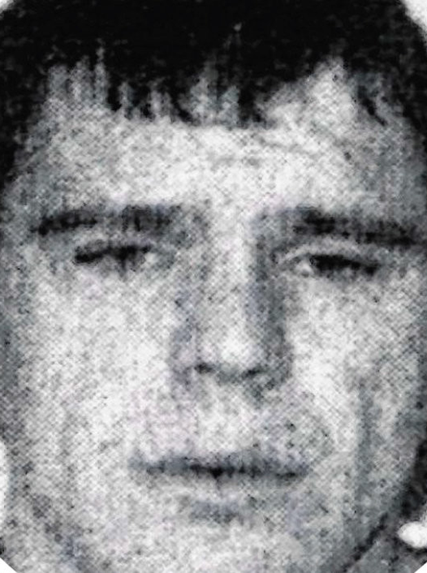 David 'Fred' Lynch: Murdered by four shots to his head