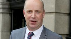 Jim Daly: His decision will shock many Fine Gael colleagues. Photo: Tom Burke
