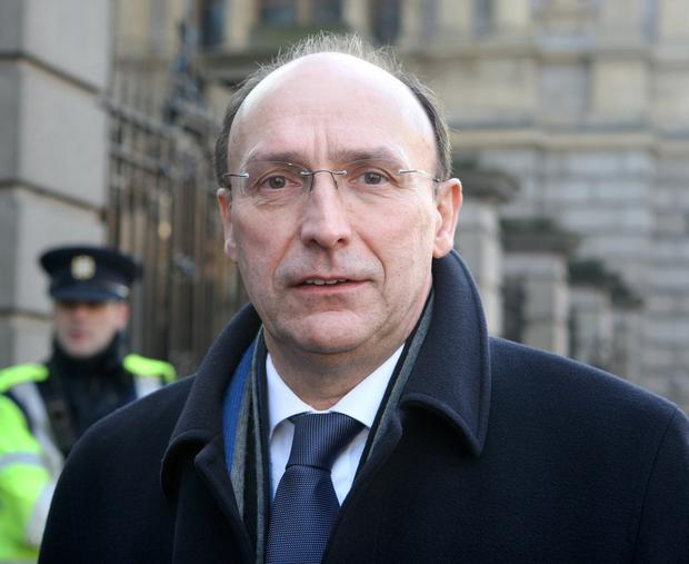 Martin Varley: 'The politicians are talking but not taking action'. Picture: Tom Burke