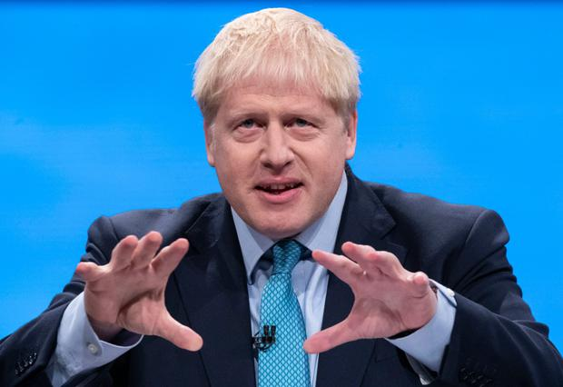 British Prime Minister Boris Johnson. Picture: PA