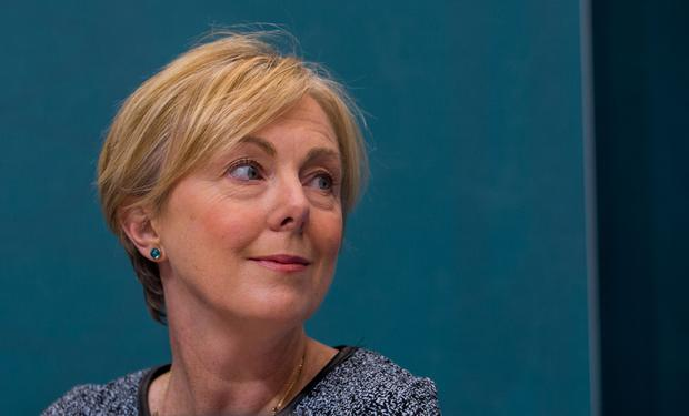 'Assumption of orderly Brexit': Social Protection Minister Regina Doherty. Photo: Collins
