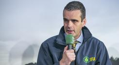 Unsatisfied: IFA president Joe Healy welcomed the step forward but said more needed to be done.