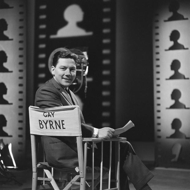 Early days: Gaybo in the 1960s