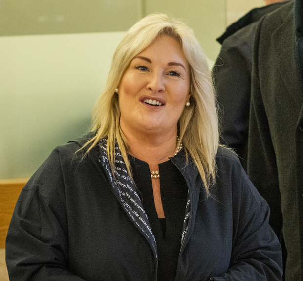 Controversy: Verona Murphy lost out in the Wexford by-election. Picture: Doug O'Connor