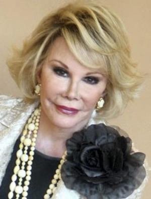 Joan Rivers (81) comedian, died on September 4 when she was taken off life support in early September after suffering a complication from surgery.