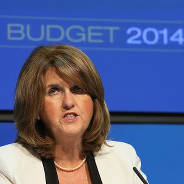 Social Protection Minister Joan Burton revealed that a number of officers were being seconded to her department to support the crackdown