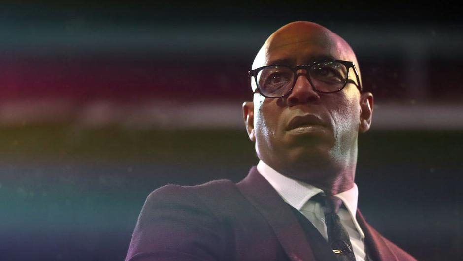 Ian Wright said the Leicester fans involved had 'let themselves down'. Photo: PA Media.