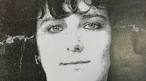 Rosaleen O'Kane, who was murdered in her flat in 1976