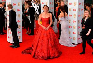 Suranne Jones arriving for the Virgin TV British Academy Television Awards 2017 held at Festival Hall at Southbank Centre, London. Photo: PA