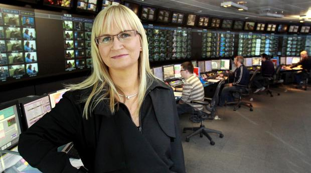 NEW AGENDA: Dee Forbes, the Irishwoman who is currently head of the Discovery Channel in Europe, has been appointed the next Director General of RTÉ