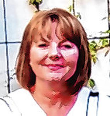 Killed: Jacqueline McGovern (54) died after being hit by a car