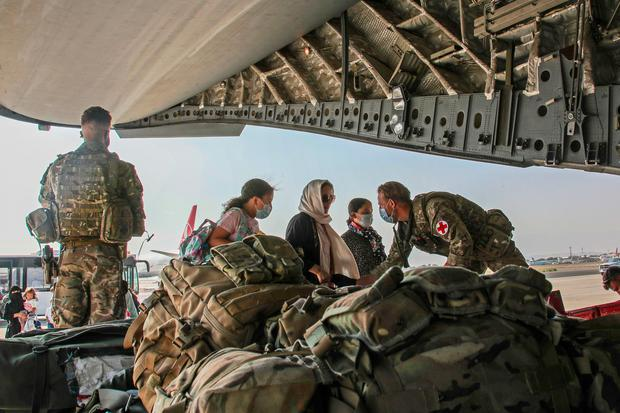 British citizens and dual nationals residing in Afghanistan being relocated to the UK, as part of Operation PITTING, the UK Armed Forces are enabling the relocation of personnel and others from Afghanistan. I