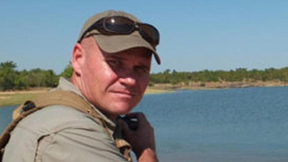 Rory Young was killed in an ambush in Eastern Burkina Faso on Monday morning.
