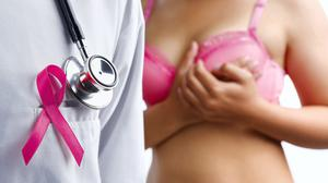 Around 2,600 new cases of breast cancer are diagnosed in Ireland every year