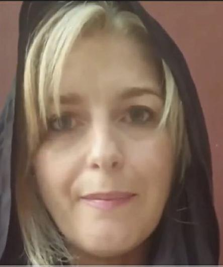 Aoife McManus from Ashbourne in Meath, has been in Kabul for two years and is one of the small number of Irish citizens still in Afghanistan and trying to flee from the Taliban