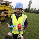 Help to build: Housing Minister Eoghan Murphy. Photo: Damien Eagers
