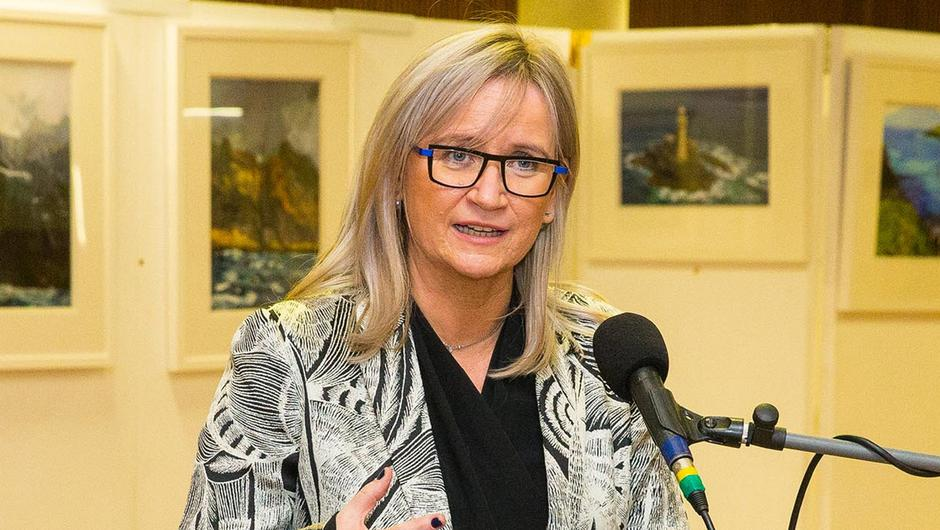 RTÉ director general Dee Forbes said €60m in savings would be made over three years. Photo: Peter Cavanagh Photography