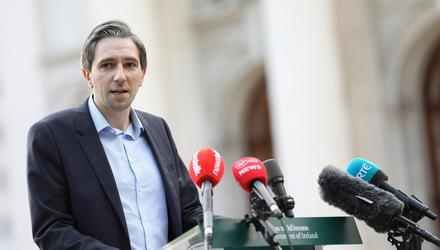 Simon Harris says proposals for scholarship are being finalised
