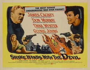 'Shake Hands with the Devil' delved deeper into the War of Independence than most films