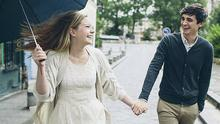 Donal Skehan with his Swedish wife-to-be Sophie Larrson