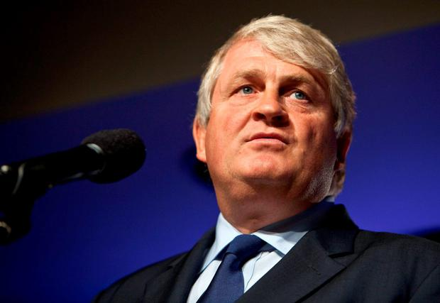 For whatever reason, Mr O'Brien has decided now is the time to take on Sinn Féin and the perception of his role in Irish media Photo: Bloomberg