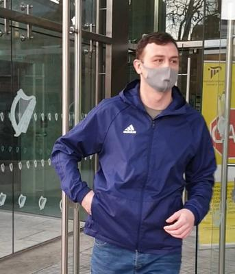 Philip Daly hurled abuse at a garda in Fariview Park