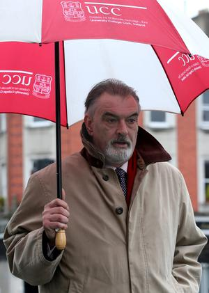 Ian Bailey at court. Photo: Courtpix