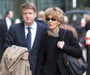 Brian O'Donnell and his wife Mary Pat