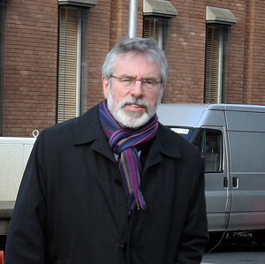 Gerry Adams denied allegations he withheld information about his paedophile brother, Liam