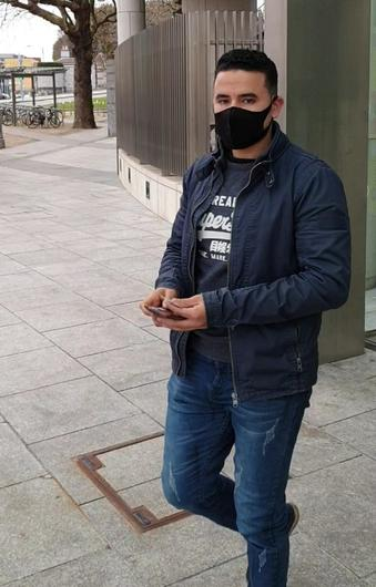Mohamed Eldars with an address at Clanbrassil Street Upper, Dublin 8 is charged with sexually assaulting the teenager, on March 1 last year.