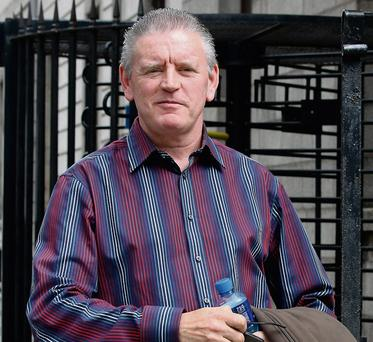 One of the co-accused, Brian O'Byrne, of Capel Street, Dublin