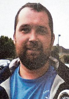 Shane Geoghegan was shot dead just yards from his home