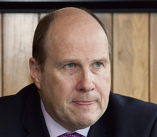TRAUMATIC: Ivan Yates says he was 'forced to flee country'