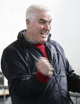 Ben Gilroy: allegedly involved in a mob in land dispute