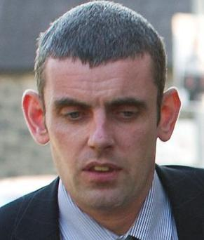 Kevin McArdle has served his original term for causing the death of Roisin Connolly and two others