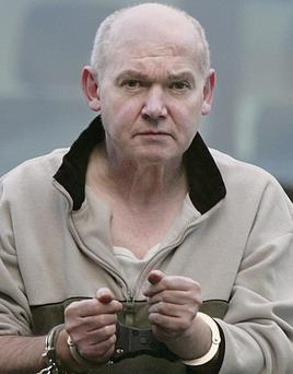 Frank Mulligan: jailed for buggery and sexual assault