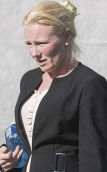 Siobhan Downes at Ennis District Court