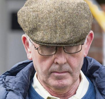 Tadhg O Dalaigh: charged with indecent assault on two boys
