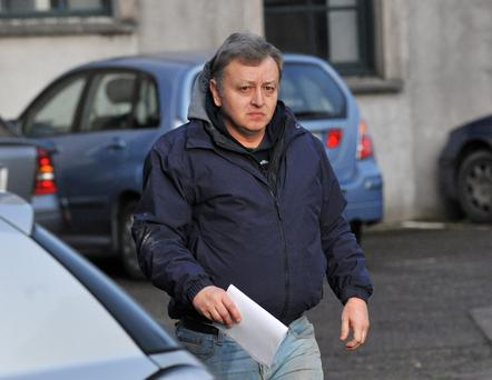 Former HSE employee David Cooper pictured previously at Cork district court