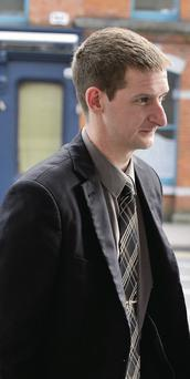 Former garda Damien Jermyn pleaded guilty to the charges.
