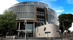 The Courts of Criminal Justice Dublin