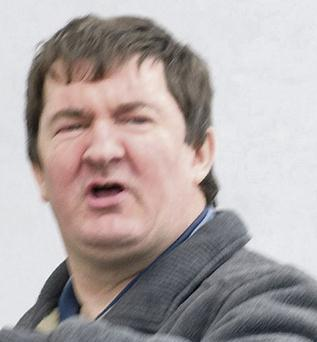 Kevin O'Keeffe: admitted he had 'grudge' against gardai