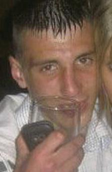 Sean Thackaberry who has been jailed for sexually assaulting Michelle in 2011