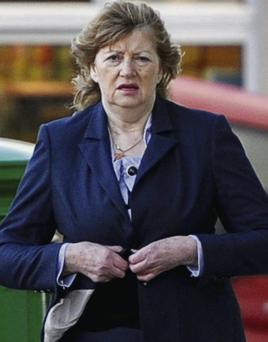 Creche-owner Marie McGrath has been given six months to remove herself. Keith Heneghan