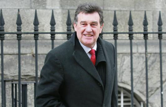 Businessman Bill Cullen