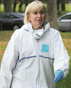 State Pathologist Professor Marie Cassidy gave evidence today