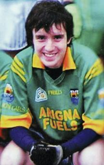 Picture of the late Andrew Dolan