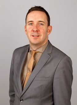 Shane Coleman of Newstalk