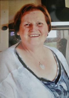 The late Lucy Connor of Tuam, Kilrooskey, Co Roscommon