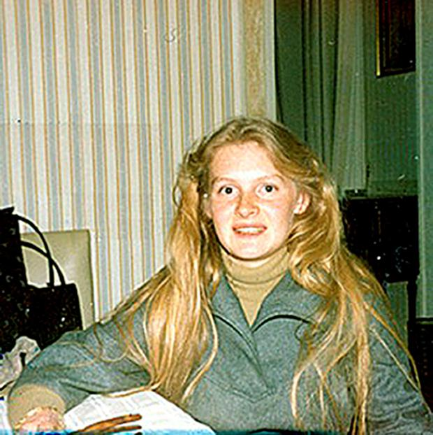 Sophie Toscan du Plantier who was murdered near her home in Schull in 1996